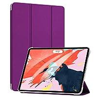 Microsonic Apple iPad Pro 11'' 2020 2. Nesil Kılıf (A2228-A2068-A2230) Smart Case ve Arka Kapak Mor