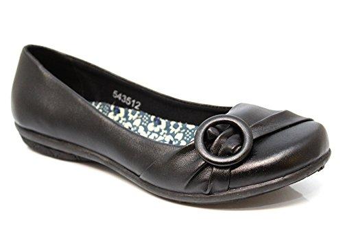 Mr Shoes , Mary Janes pour femme noir noir 16 Noir