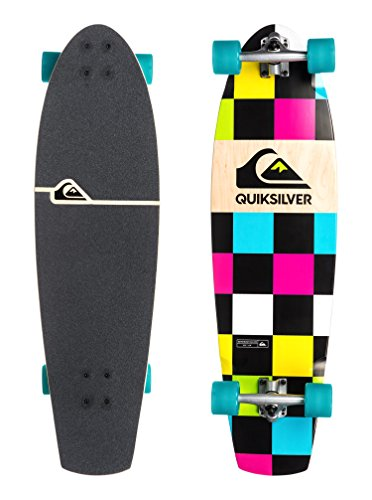 Quiksilver Echo Beach Ltd Skateboard Multicolore 35