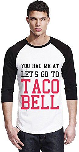 lets-go-to-taco-bell-funny-slogan-unisex-baseball-shirt-x-large