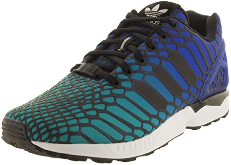 adidas ZX Flux Shogrn/Cblack/Ftwwht Running Shoe 8.5 8.5 8.5 Us 65f930