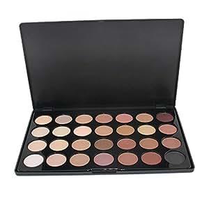 Élégant 28 couleur neutre chaud Nu Maquillage palette de fard à paupières Eye Shadow