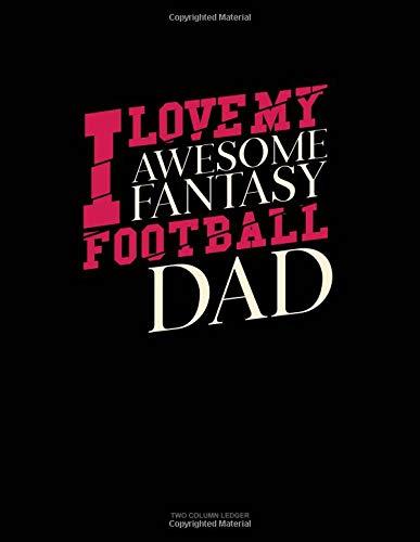 PDF Descargar I Love My Awesome Fantasy Football Dad