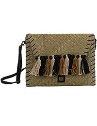 Bluebags Eferri - Bolso Nature Gipsy Hand Natural, Women'S Messenger Bag, Beige - Natural