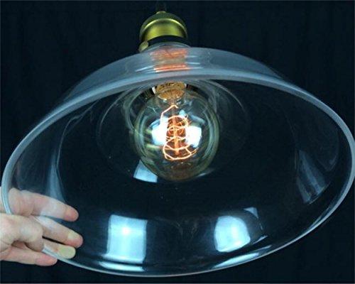 Retro dig lampada a sospensione in stile industriale retrò