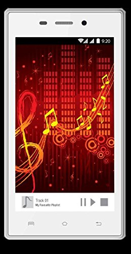 Karbonn A6 Tubro 3G (White)  available at amazon for Rs.2800