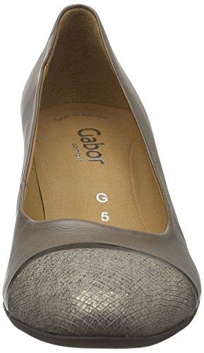 Gabor Comfort Fashion, Escarpins Femme Marron (Fango 42)