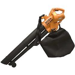 Atika LSH 2500 Aspiratore/soffiatore fogliame con imbracatura da trasporto