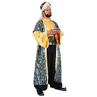 chiber Disfraces Disfraz Rey Mago Melchor