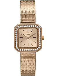 4427c6fa517a Timex T2P551 - Reloj de Pulsera Mujer