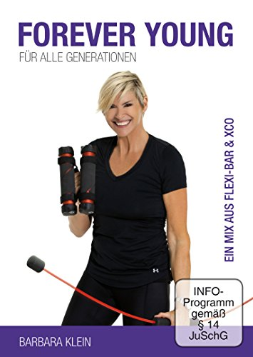 "FLEXI-SPORTS® DVD ""Forever Young - Für alle Generationen\"""