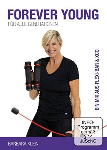 "FLEXI-SPORTS® DVD \""Forever Young - Für alle Generationen\"""