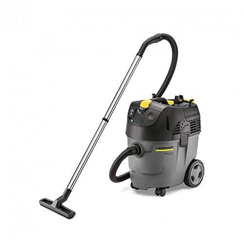 Kärcher NT 35/1AP Te Drum Vacuum Cleaner 35L 1380W Schwarz, Grau