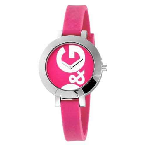 D&G Dolce&Gabbana Women's Analogue Quartz Watch DW0664