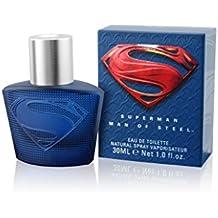 SUPERMAN de el hombre de Vitruvio para crear tus propias velas de acero agua de perfume