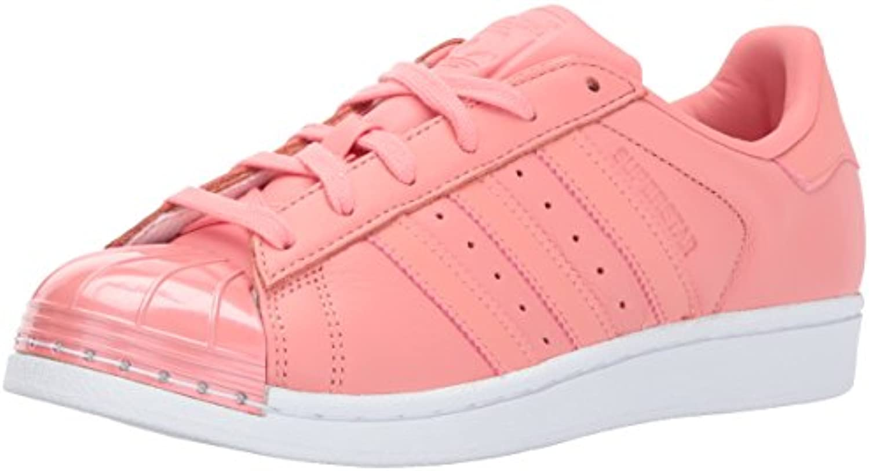 adidas adidas adidas originaux  's superstar metal toe w patiner chaussure tactile moyen nous rose / Blanc , 10 049f0c