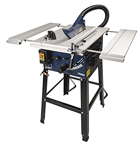 Table Scie A Onglet - FERM TSM1033 Scie à table 1800W 250mm