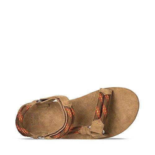 Teva Original Universal Rope Wandern Sandelholze - SS17 Brown