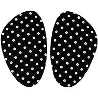 Zwei Paare bequemer Schuh Kissen Anti-Rutsch-Pads Heel Innensohle-N preisvergleich bei billige-tabletten.eu