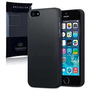 Terrapin Slim Armour Cover for iPhone 5 / 5S / SE - Black