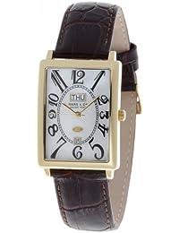 Haas & Cie Herren-Armbanduhr Analog Quarz ALH286XFA