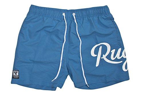 Costa Off Field Board Shorts - Parisian Blue - size L