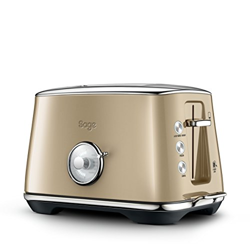 Sage BTA735RCH the Toast Select Luxe Toaster – Royal Champagne