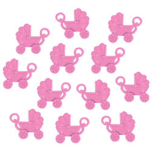 ung Rosa Pram-Charme (Baby-mädchen-bevorzugung Boxes)