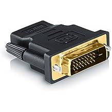 CSL - adattatore HDMI a DVI   connettore DVI-D (24+1