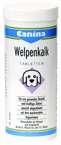 Canina Pharma Welpenkalk Tabl. 2 x 350g = 700g