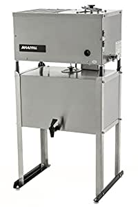 Durastill - Distillatore automatico per acqua, 46 litri al giorno, con serbatoio da 40 litri.