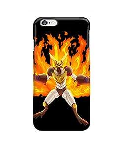 Coque iPhone 6 - mecha kurama Naruto