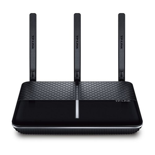 TP-Link Archer VR600 Modem Router Gigabit ADSL/VDSL(Fibra) AC1600, Wi-Fi Dual Band 1.6 GB, Supporto 3G/4G Backup Ttramite Dongle USB, 4 Porte Gigabit, USB 2.0, CPU Broadcom, Smartphone App Tether (Android, iOS)