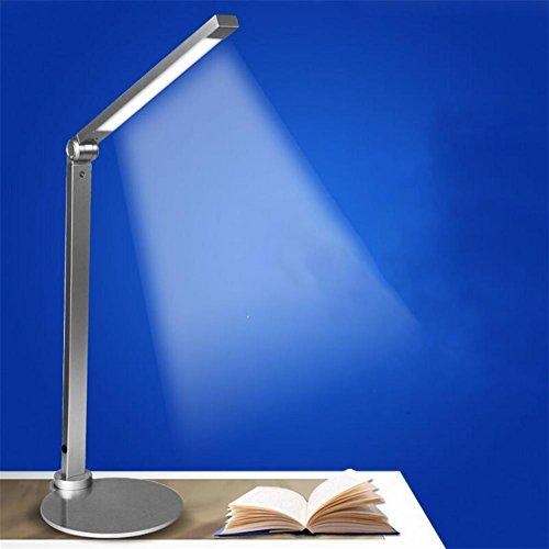 Lh&Fh Ambient Light Modern/Zeitgenössisch Traditionelle/Klassische Schreibtischlampe LED, silver -