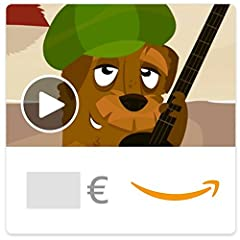 Idea Regalo - Buono Regalo Amazon.it - Digitale - Compleanno Reggae (animato)