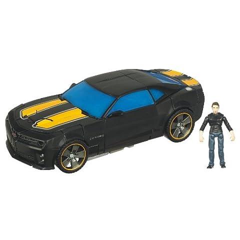 Transformers 3 – 28751 – Mechtech – Alliance Humaine – Sam et Bumblebee – 20cm (Import Royaume Uni)