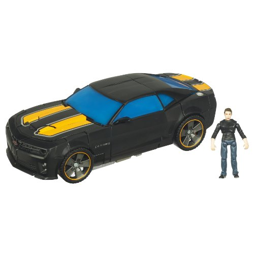 Transformers 3 - 28751 - Mechtech - Alliance Humaine - Sam et Bumblebee - 20cm (Import Royaume Uni)