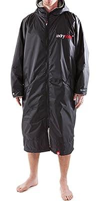 Dryrobe Advance Adult Changing Robe - Long Sleeve Change Poncho / Dry Robe