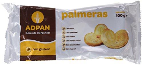 Palmeras sin gluten ADPAN (4 paquetes de 100 gr)