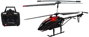 Modelco - 43MDL600 - Radio Commande - Véhicule Miniature - Hélicoptère - Métal Cop XL - 3 voies avec gyro