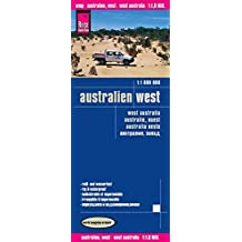 Reise Know-How Landkarte Australien, West (1:1.800.000): world mapping project