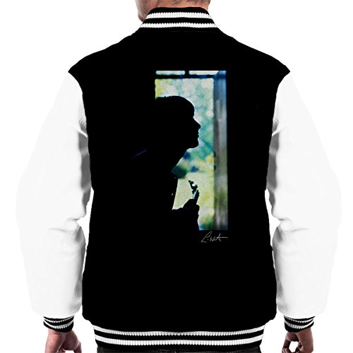 Lawrence Watson Official Photography - Paul Weller Guitar Silhouette Men's Varsity Jacket