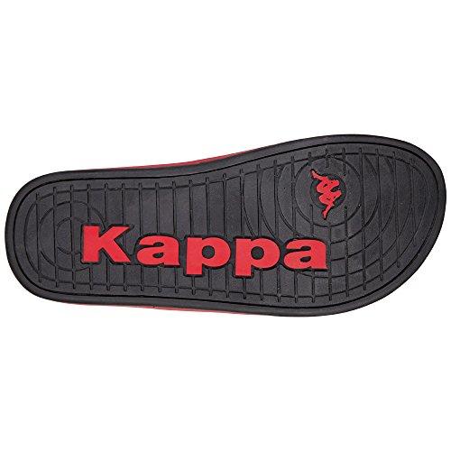 Kappa Plume, Protezioni Toe Donna Nero (Black/anthra)
