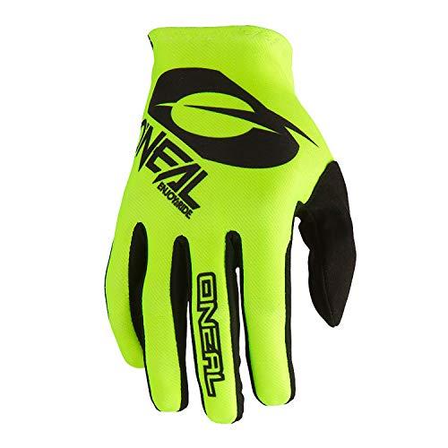 O' neal Matrix Glove-guanti per bicicletta, MB, abbassamento, DH E MX, M, Giallo