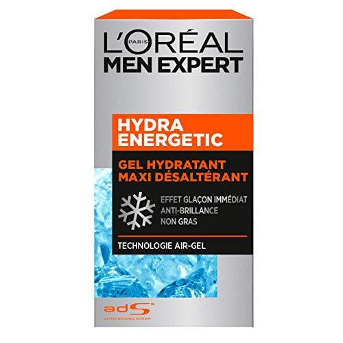 L'Oréal Men Expert - Gel Hydratant Maxi Désaltérant pour...