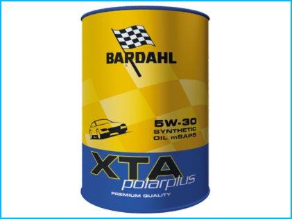 BARDAHL XTA Polarplus SAE 5W30 Synthetisches Öl ACEA C3 BMW LL-04 GM Dexos 2 Schmierstoffe Motorenöl 1 LT
