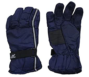Romano High Quality Snow-Proof Warm Winter Protective Gloves for Men (Colour may vary)