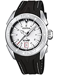 Festina Sport Men's Watch XL Analogue Rubber Quartz F16505 / 7