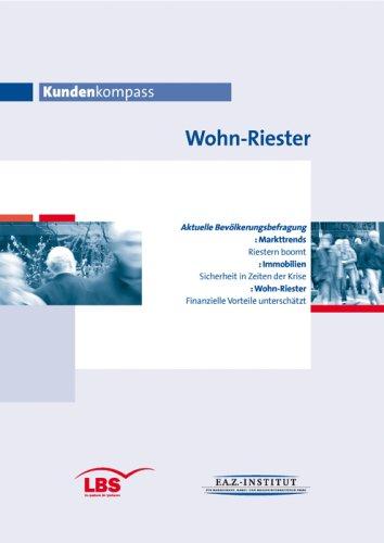Kundenkompass Wohn-Riester