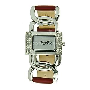 D&G Dolce&Gabbana DW0565 – Reloj analógico de mujer de cuarzo